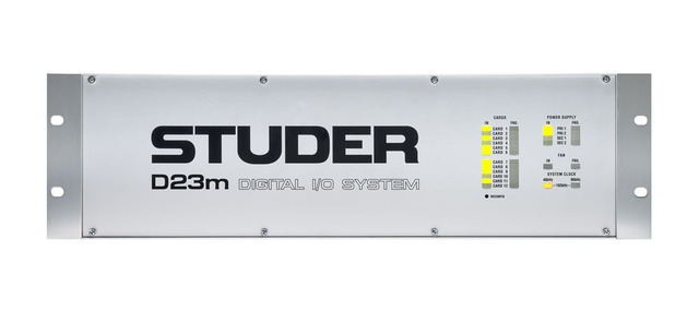 D23m Digital I/O System
